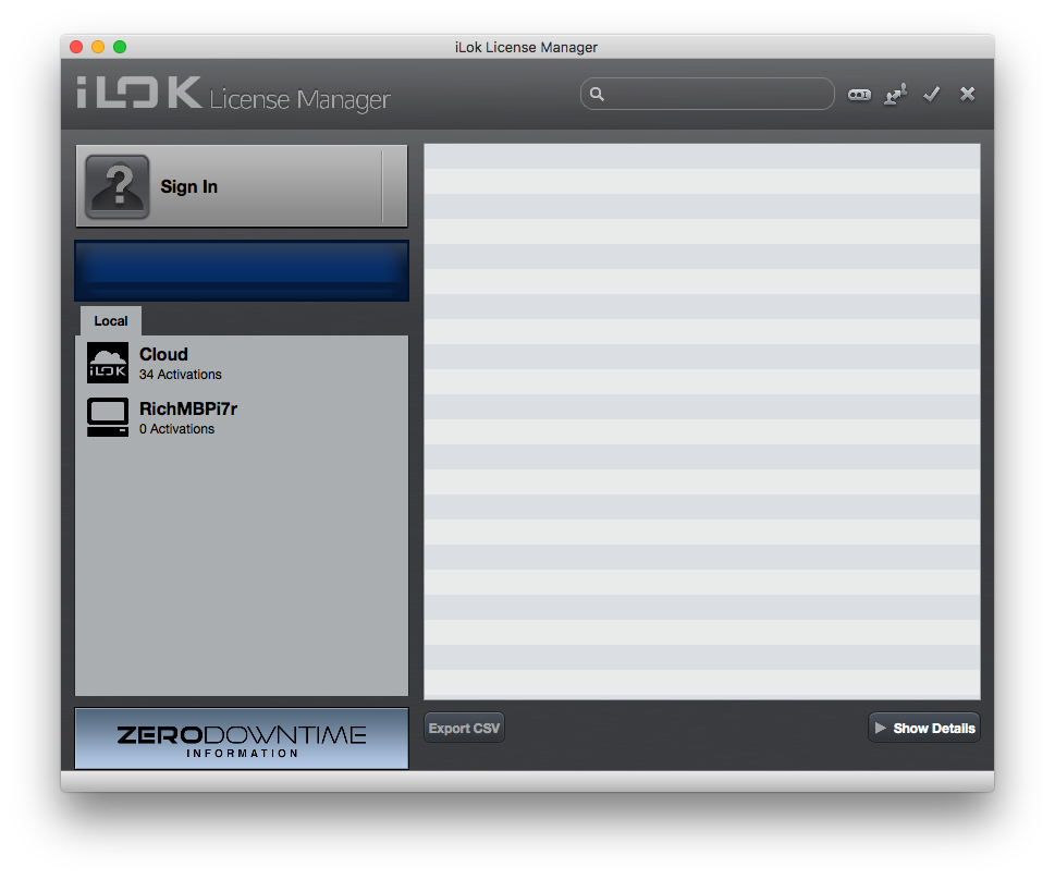 iLok Cloud FAQ
