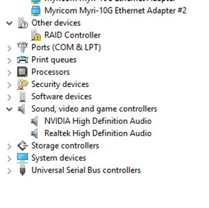 Windows 10 OS Support for Avid Products
