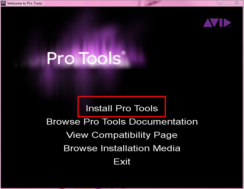 Pro Tools Installation Guide